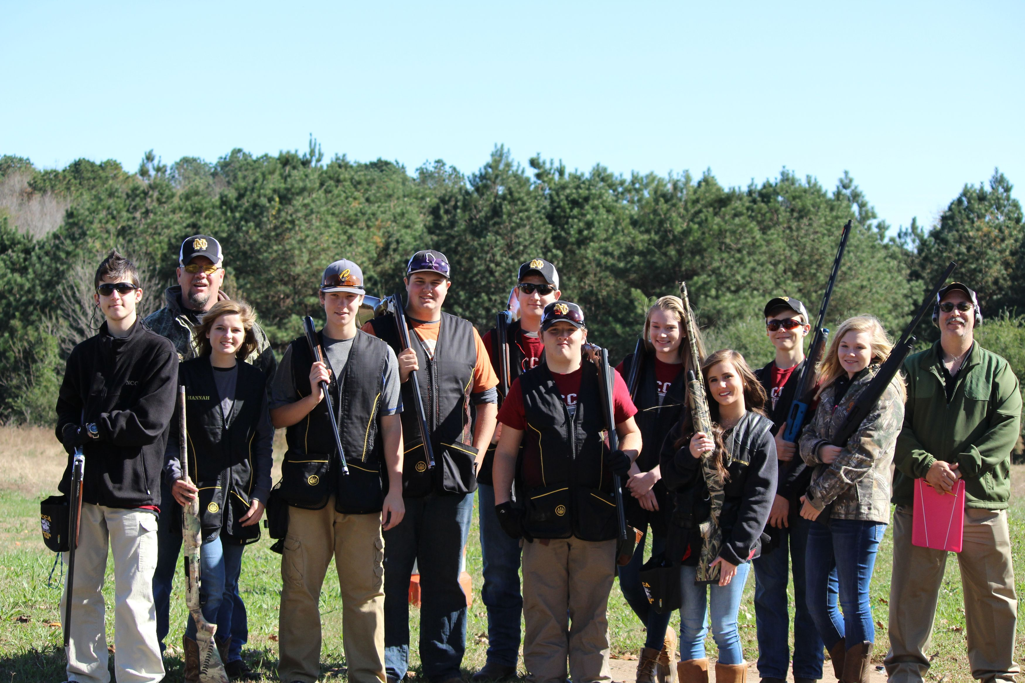 2016 Crusaders Shot Gun Sports Team