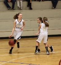 NCCA Lady Crusaders MS Basketball